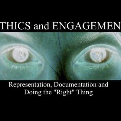 Ethics and Engagement
